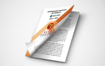 CONVENCION COLECTIVA  BANCO MUNDO MUJER 2019-2021