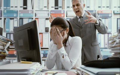 Como presentar una denuncia por acoso laboral