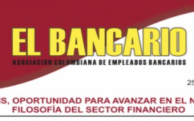 La crisis, oportunidad para avanzar en el negocio, filosofía del sector financiero